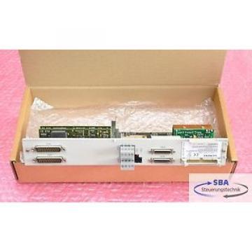 Siemens Simodrive 611 Regeleinschub Typ: 6SN1118-0DM21-0AA0 Version: D
