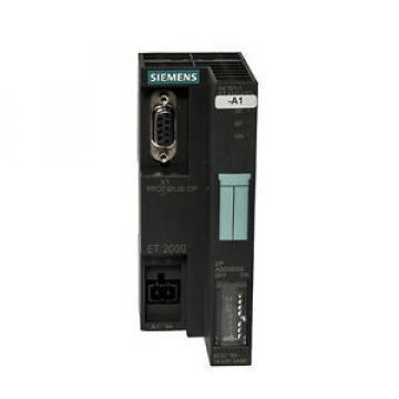 Siemens 6ES7151-1AA05-0AB0 X1 PROFIBUS-DP ET 200S 6ES7 151-1AA05-0AB0 IM 151-1