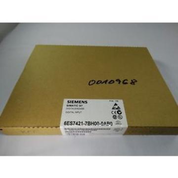 Original SKF Rolling Bearings Siemens SIMATIC S7 Digitaleingabe SM421 6ES7421-7BH00-0AB0 E-Stand: 2  4540