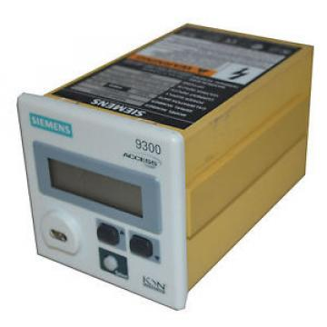 Siemens ION 9300DP-106-ZZZZA DIGITAL POWER METER ACCESS COMPATIBLE–MSE