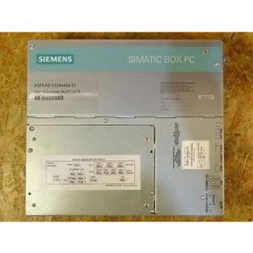 Siemens 6BK1000-0AE40-1AA0 Simatic Box PC 627B ohne Festplatte
