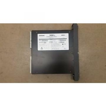 Original SKF Rolling Bearings Siemens SDM+ STANDARD DISCRETE MODULE APACS+   39SDM024DCCBN