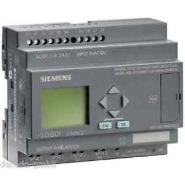Siemens SPS-Steuerungsmodul LOGO! 230RCE 0BA7 6ED1052-1FB00-0BA7 115/240 V/AC
