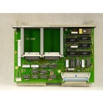 Original SKF Rolling Bearings Siemens 6ES5921-3WB12 Simatic CPU Modul Karte E Stand M 00 / A  00