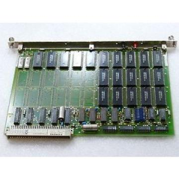 Original SKF Rolling Bearings Siemens 6FX1190-1AG00 Sinumerik RAM 03260 Speicher Karte E Stand  A