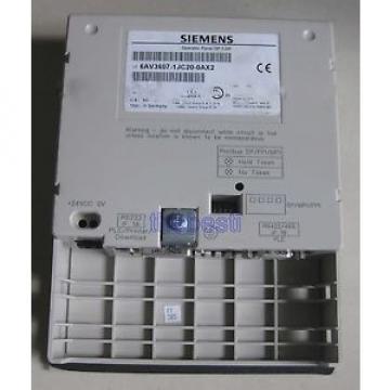 Original SKF Rolling Bearings Siemens 1 PC  6AV3607-1JC20-0AX2 6AV3 607-1JC20-0AX2 In Good  Condition