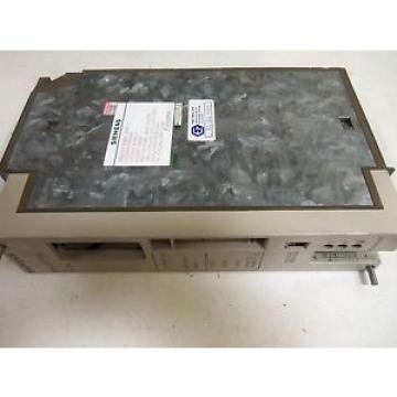 Siemens E220G5/15ERGD *USED*