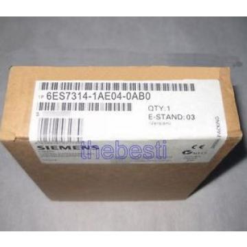 Siemens 1 PC  6ES7314-1AE04-0AB0 In Box UK