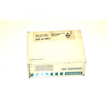 Siemens 6ES5 451-8MA11 6ES5451-8MA11 E-Stand:01 unbenutzt OVP NEW NEU