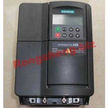 Original SKF Rolling Bearings Siemens  Inverter 6SE6420-2UD22-2BA1 2.2KW 380V  Tested