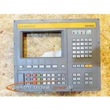 Siemens 6FX1130-0BB01 Bedientafel