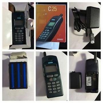 Original SKF Rolling Bearings Siemens CELLULARE C25 GSM NUOVO UNLOCKED SIM FREE  DEBLOQUE