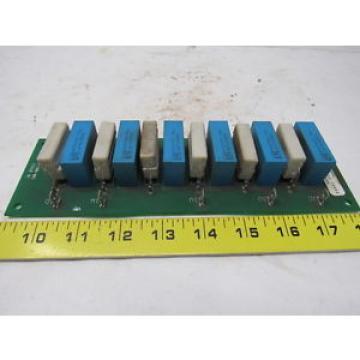 Original SKF Rolling Bearings Siemens A1-116-100-502 SIMOREG 6RA24 DC Drive Snubber Board 4-Quad  Only