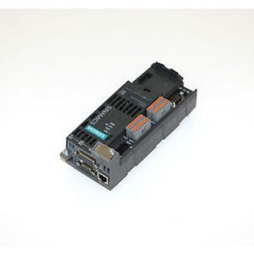 Original SKF Rolling Bearings Siemens Sinamics Control Unit 6SL3040-0JA00-0AA0 CU305_DP  D-CLIQ/PB