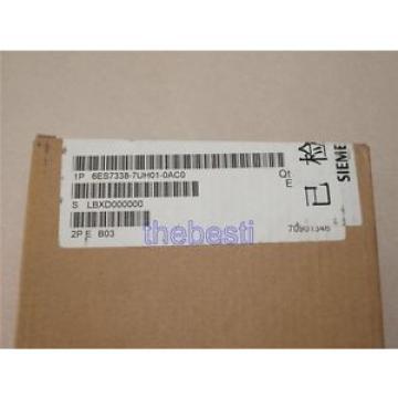 Siemens 1 PC  6ES7 338-7UH01-0AC0 6ES7338-7UH01-0AC0 In Box