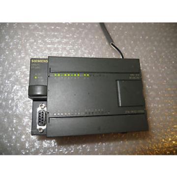 Siemens S7/200 CPU 224 6ES7 214-1AD21-0XB0 ES:2, Very Nice Tested