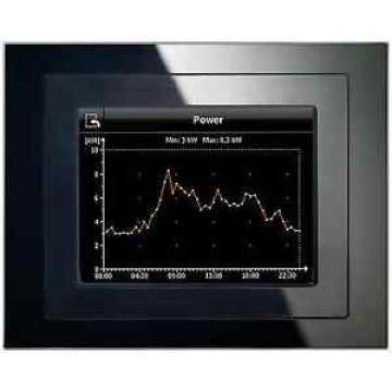 Siemens 5WG1588-2AB13 GAMMA INSTABUS UP 588/13 TOUCH PANEL