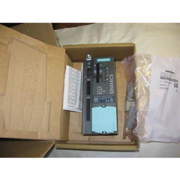 Original SKF Rolling Bearings Siemens Sinamics CU310 Control Unit 6SL3040-0LA01-0AA1 Version  B