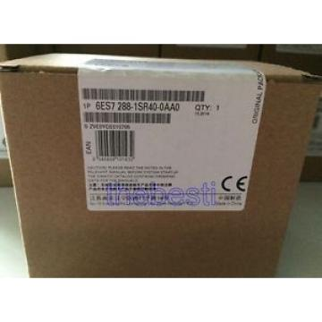 Original SKF Rolling Bearings Siemens 1 PC  6ES7 288-1SR40-0AA0 PLC Module 6ES7288-1SR40-0AA0 In  Box