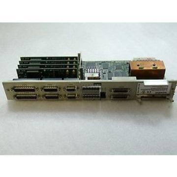 Siemens 6SN1118-0DM33-0AA0 Regelkarte Version B