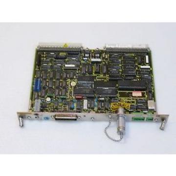 Siemens 6FX1110-7AB01 Sinumerik Karte E Stand F