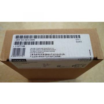 Siemens  PLC 6ES7 312-1AE14-0AB0  6ES73121AE140AB0