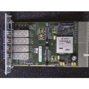 Siemens SICOMP SMP16 – Network map Glass fibre Anlyse VIRTEX-II Interface