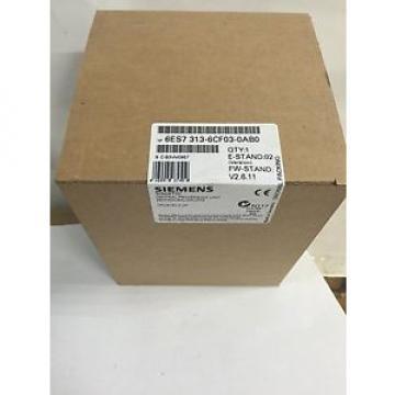 Original SKF Rolling Bearings Siemens 6ES7 313-6CF03-0AB0 6ES7313-6CF03-0AB0  CPU313C-2DP