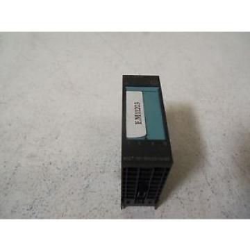 Original SKF Rolling Bearings Siemens 6ES7 131-5RD00-0AB0 TERMINAL MODULE  *USED*