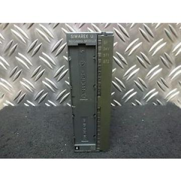 Siemens T2490 Siwarex U 7MH4601-1AA01 E-5 Weighing Module