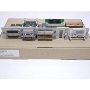 Siemens Simodrive 6SN1118-0NH01-0AA0 Version: B + Profibus Top zustand
