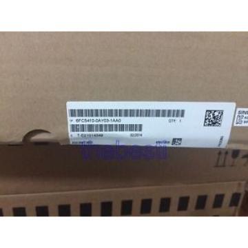 Siemens 1 PC  6FC5410-0AY03-1AA0 In Box