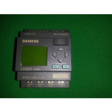 Original SKF Rolling Bearings Siemens Neues LOGO! 230RC Typ 6ED1  052-1HB00-0BA5