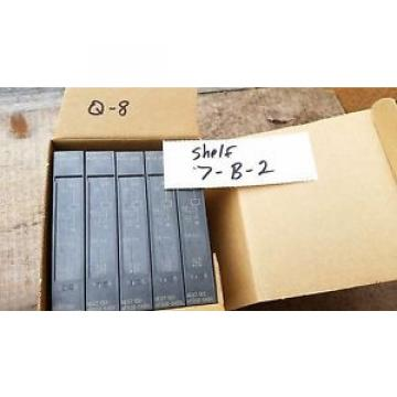 Original SKF Rolling Bearings Siemens Lot of 5- Simatic 6ES7-132-4FB00-0AB0, STD PACK  MODULE