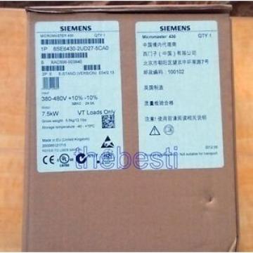 Siemens In Box Drive Inverter PLC 6SE6430-2UD27-5CA0 6SE6 430-2UD27-5CA0