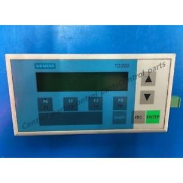 Original SKF Rolling Bearings Siemens 1PC  6ES7 272-0AA30-0YA0 6ES7272-0AA30-0YA0 Operator Interface  Panel