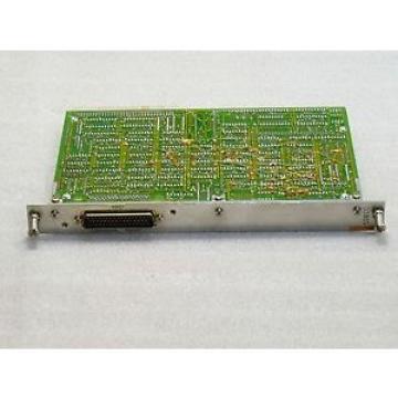 Original SKF Rolling Bearings Siemens 6FX1125-5AB01 Sinumerik PLC Card Vers D < ungebraucht  >