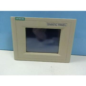 Siemens 6AV6545-0BA15-2AX0 Touch Panel TP170A E:01 Gehäuse defekt