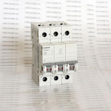 Siemens 5te8813 125A 400v three pole