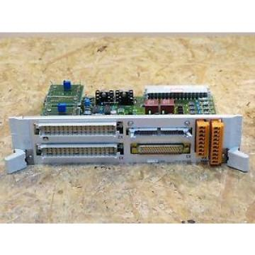 Siemens 6DD1681-0CA2 Interface Module