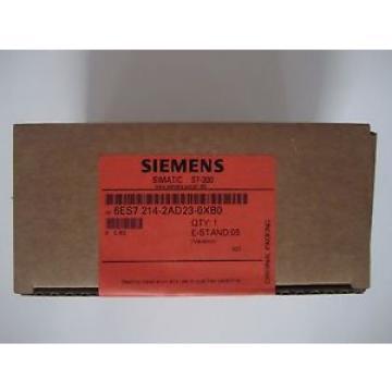 Original SKF Rolling Bearings Siemens Simatic 6ES7 214-2AD23-0XA0    OVP