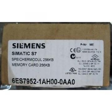 Original SKF Rolling Bearings Siemens  storage card 6ES7 952-1AH00-0AA0 6ES7  9521AH000AA0