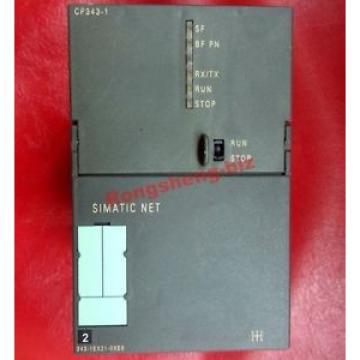 Siemens  6GK7343-1EX21-0XE0 6GK7 343-1EX21-0XE0 #RS02