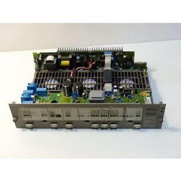 Original SKF Rolling Bearings Siemens 6ES5955-3LC41 Power Supply E Stand 3 > mit 12 Monaten Gewährleistung  <