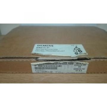 Original SKF Rolling Bearings Siemens Simatic 6ES7 416-2XK02-0AB0 6ES7416-2XK02-0AB0 CPU 416  MODULE