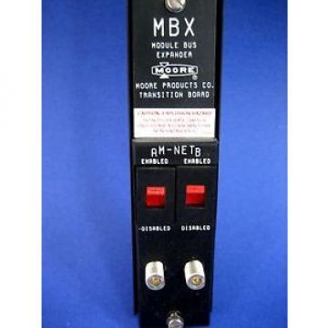 Siemens / MOORE 16182-1R-3  MBX TRANSITION BOARD