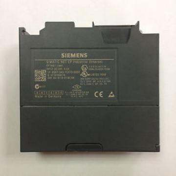 Siemens CP 343-1 Lean 6GK7 343-1CX10-0XE0 6GK7343-1CX10-0XE0 S/N: S VP B7509776
