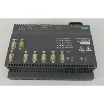 Siemens PP855 Industrial Switch OSM ITP 62 6GK1105-2AA10 E7 Y2.4.0