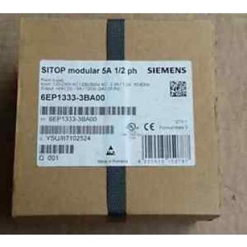 Siemens In Box 6EP1 333-3BA00 switching power supply 6EP1 3333BA00