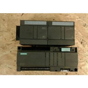 Siemens SIMATIC 6ES7-214-1CC01-0XB0 CPU MODULE.    3E